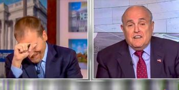 Rudy Giuliani Freaks Out Over Mueller Interview: 'Truth Isn't Truth'