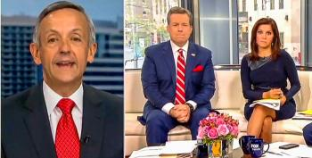 Fox News Pastor Robert Jeffress: Trump Is Like McCain 'Because They Are Both Men Of Conviction'