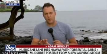Adam Housley: The Second Fox News Reporter This Month To Quit Over Network's (Trumpy) Direction And Climate
