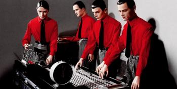 C&L's Late Nite Music Club With Kraftwerk