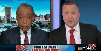 Virginia White Supremacist Senate Candidate Attacks Al Sharpton Rather Than Answer Questions About Praising Secession