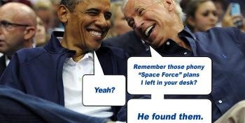 Open Thread - The Space Force Policy Explained!