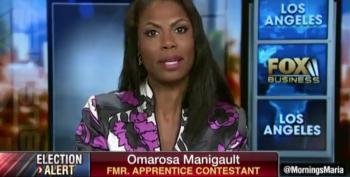 'Wacky' 'Low Life' Omarosa Is Entirely Trump's Fault