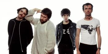 C&L's Late Nite Music Club With The Stranglers