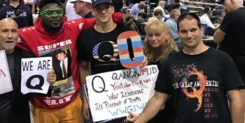 QAnon's Rise A Sign 'Trumpism' May Primarily Not Be About Trump At All