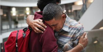 Judges Issue Punishing Rebukes To Trump In DACA And Reunification Rulings