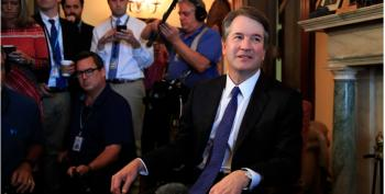 Kavanaugh Suggested Penthouse Forum-like Questions For Bill Clinton