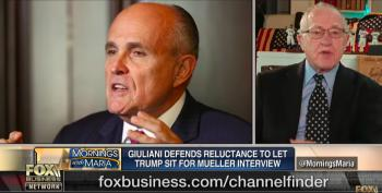 Alan Dershowitz Steps Up With First Defense Of Giuliani's 'Truth Isn't Truth' Claim