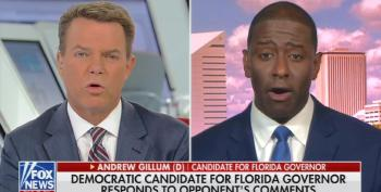 Andrew Gillum Reacts To DeSantis' Racism: 'They're Now Using Full Bullhorns'