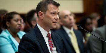BREAKING:  Peter Strzok Fired From The FBI
