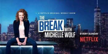 Netflix Cancels On Michelle Wolf