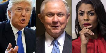 Vanity Fair Reports King Trump Wants Sessions To Arrest Omarosa