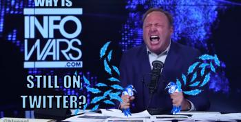Why Is Alex Jones Still On Twitter?