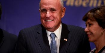 Giuliani Gets 'Thunderous Boos' At Yankee Stadium On His Birthday