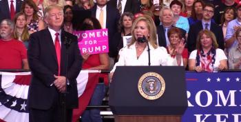 Marsha 'Baby Parts' Blackburn Drops Abortion Rhetoric For Votes