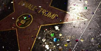 West Hollywood City Council Approves Proposal To Permanently Remove Trump's Star