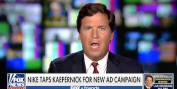 Tucker Carlson: Colin Kaepernick's Nike Ad An 'Attack On Our Country'