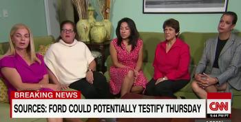 CNN Fails To Identify Panel Full Of GOP Operatives Defending Kavanaugh Against Sexual Assault Allegations