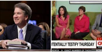Are Republican Women Deserting Kavanaugh?