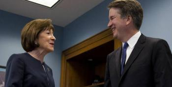 Susan Collins Calls Crowdfunding Push Against Her A 'Bribe'