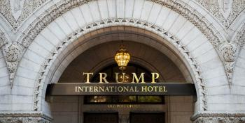 Hurricane Schmuricane: Trump Holds $100K Per Person SuperPAC Fundraiser At His Own Hotel