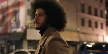 Take That, Shoe Burners:  Nike's New Kaepernick Ad Is Fabulous