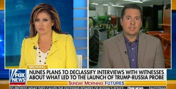 Devin Nunes: Many Americans 'Living In An Alternative Universe' That Believe Trump Under The Control Of Putin