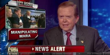 Birther Dobbs Now A Hurricane Truther, Too