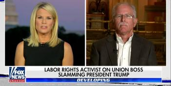 Fox Celebrates Labor Day By Attacking AFL-CIO President Trumka For Daring To Speak The Truth About Trump