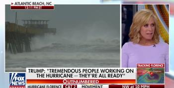 Fox Hosts Rehabilitate Trump's 'Disgusting' Puerto Rico Tweets After Criticizing Them