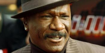 Actor Ving Rhames Had Gun Pointed At Him In His Own Home By Cops As Woman Calls 911