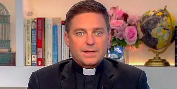 Fox News Priest: Deadly Hurricane Is Part Of God's Plan