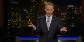 Maher Mocks Babbling Trump At Rally: 'Build The Wall, I Think The Drugs Are Still Getting In'