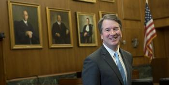 Kavanaugh Craziness: He Kept Calendars From 36 Years Ago And More -- UPDATED