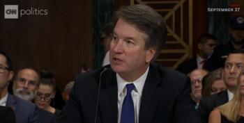 White House Limits Scope Of FBI Investigation Of Brett Kavanaugh