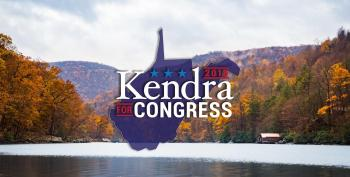 Blue Wave-- High Enough For West Virginia?