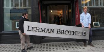 'Boom Foreshadows Doom': Anniversary Of Lehman's Collapse Reminder Of What May Yet Come