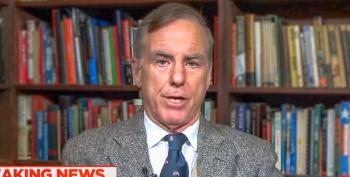 'The President Is Mentally Ill': Howard Dean Says Trump Is Destroying Himself With 'Narcissism'