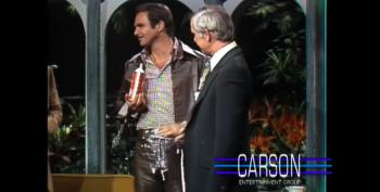 Open Thread - Burt Reynolds, Johnny Carson, And Whipped Cream