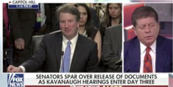 Fox News Analyst Called For White House To Release All Kavanaugh Documents
