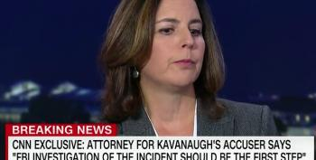 Dr. Ford's Lawyer Warns Anderson Cooper 'Any Talk Of A Hearing On Monday Is Premature'