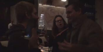 Ted Cruz Heckled Out Of DC Restaurant: 'We Believe Survivors!'