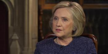 Your Right-Wing Relatives Think Hillary Clinton Wants Republicans Killed