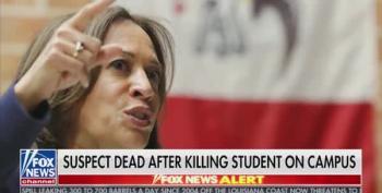 Fox 'Error': Kamala Harris Picture Used In Murder Story