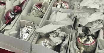 Nazi Christmas Ornaments Sold At Kentucky Gun Show