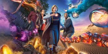 Jodie Whittaker, A Welcome Sight As The New 'Doctor Who'