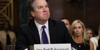 Lesson From Kavanaugh Battle:  Vote Blue In November