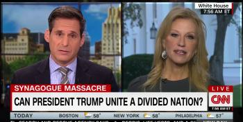 Kellyanne Conway: Mean Tweets To Trump Bigger Issue Than Antisemitism