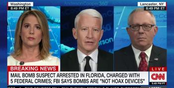Kirsten Powers Suddenly Shocked Cesspool She Worked At Was Pushing MAGABomber Conspiracy Theories
