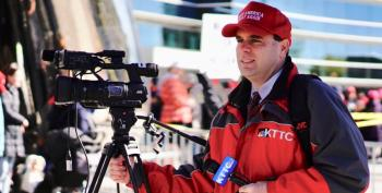 Reporter Fired For Wearing MAGA Hat On The Job